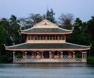 Byggnad för kinesisk stil Royaltyfria Foton
