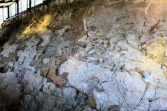Byggnad för nationell monument för dinosaurie royaltyfri fotografi