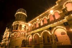 Byggnad för Sultanabdul samad royaltyfria foton