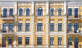 byggnad gammala kiev Royaltyfri Foto