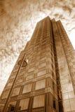 byggnad högväxt pittsburgh Arkivbild