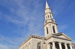 byggnad historiska dublin Royaltyfri Fotografi