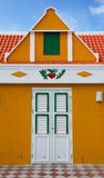 Byggnad i Aruba Royaltyfri Bild