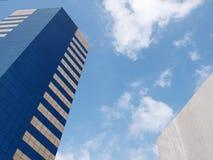 Byggnad i dagen Arkivbild