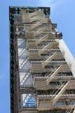 Byggnad i den Greenwich byn - New York City Arkivfoton