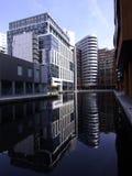 Byggnad i London Arkivfoton