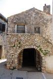 Byggnad i Pican Royaltyfri Foto
