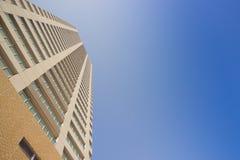 Byggnad i Tokyo, Japan Royaltyfria Foton