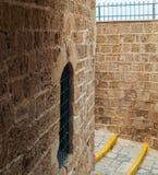 Byggnad i Yaffa Royaltyfri Fotografi