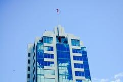 byggnad Kanada moderna vancouver Arkivfoton