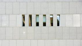 1850 1890 byggnad konstruerade facadefönster Royaltyfria Foton