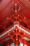 byggnad kyoto Arkivbild