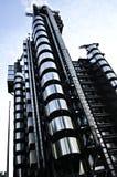 byggnad lloyd london s Royaltyfria Bilder