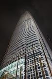 byggnad mest högväxt Hong Kong Arkivbilder
