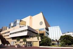 byggnad moderna cannes Royaltyfria Foton