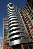 byggnad moderna london Arkivfoton