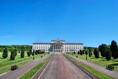byggnad nordliga regerings- ireland Arkivbild