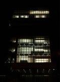 byggnad nya montreal Royaltyfri Fotografi