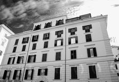 byggnad rome Arkivfoto