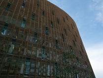 byggnad spain för 2 barcelona Royaltyfri Foto