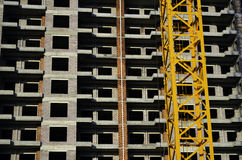 Byggnad under Construciton Royaltyfri Bild