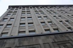 Byggnaden av den från den ryska federationen efterträdareorganisationen för federal säkerhetstjänst till sovjet KGB Fotografering för Bildbyråer
