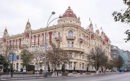 Byggnaden av den Rostov-On-Don stadsDumaen Royaltyfri Fotografi