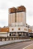 Byggnaden av presidiet av den ryska akademin av vetenskaper arkivbilder