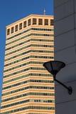 Byggnaden för blyertspennan för `-Matitone ` är en skyskrapa som planläggs av Skidmore, Owings, Merrill, Lanata och Messina, Ital arkivfoton