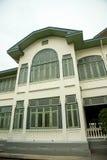 Byggnaden i Phaya den thailändska slotten på Thailand Royaltyfria Foton
