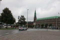 Byggnaden i Skandinavien, Europa Arkivfoton