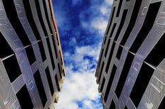 Byggnader Fotografering för Bildbyråer