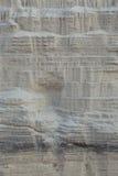 Byggnader av sand som av naturen byggs på stranden arkivbilder