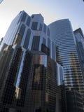 byggnader chicago Arkivfoto