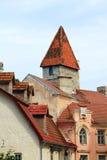 byggnader gammala tallinn Royaltyfri Bild
