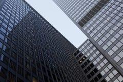 byggnader högväxt chicago Royaltyfri Fotografi