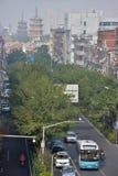 Byggnader i Kina Royaltyfria Foton