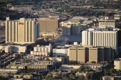 Byggnader i Las Vegas Royaltyfri Bild