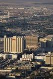 Byggnader i Las Vegas Royaltyfria Foton