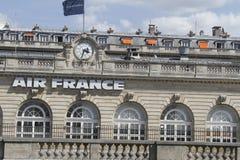 Byggnader i Paris Royaltyfri Bild