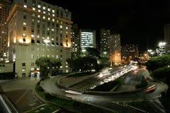 Byggnader i Sao Paulo Arkivbild