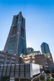 Byggnader i Yokohama Fotografering för Bildbyråer