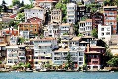 byggnader istanbul arkivbilder