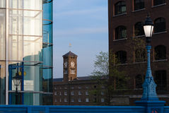 byggnader london Arkivfoton