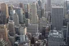 byggnader New York Royaltyfria Bilder
