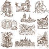 Byggnader och arkitektur Royaltyfri Foto