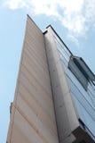 byggnadsaffär moderna dresden Arkivbild