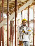 byggnadsarbetare Royaltyfri Bild