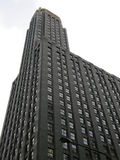 byggnadscarbidekol chicago Arkivfoton