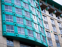 byggnadsdc moderna washington Royaltyfri Fotografi